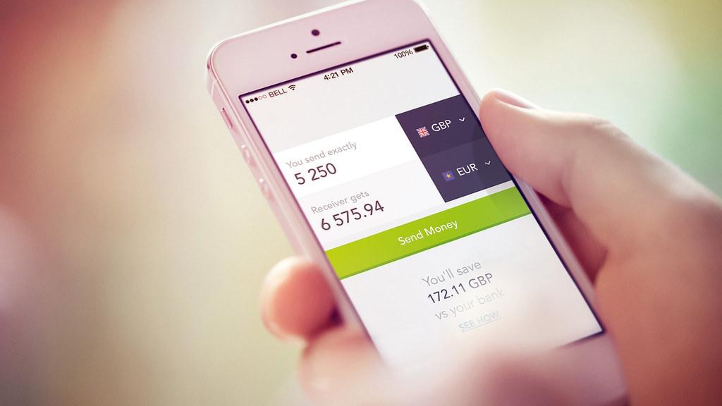 transferwise yurtdışından hızlı para transferi
